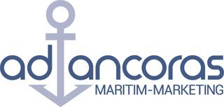Maritime Werbung für Tauchen und Bootshersteller